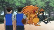 Episode 2 - Tora and Ushio bickering
