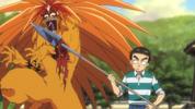 Episode 1 - Ushio not letting Tora leave