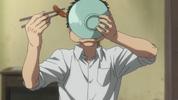 Episode 1 - Ushio Eating