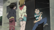 Episode 1 - Ushio creeped out