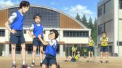 Episode 1 - Ushio proud of his victory