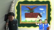 Episode 2 - Ushio's house drawing