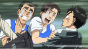 Episode 2 - BBall Team telling Ushio to quit art club