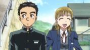 Episode 1 - Mayuko happy