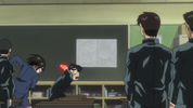 Episode 1 - Ushio punched by Asako