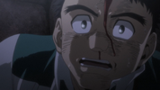 Episode 1 - Ushio in shock from the betrayal