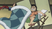 Episode 2 - Ushio wakes up from Tora