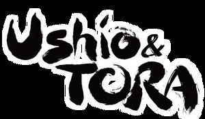 Ushio & Tora English Logo.png