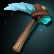 MiningTool CrystalPickaxe