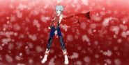Yuu Ketsueki Full Body with background