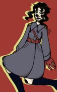 Kyosan female soviet uniform
