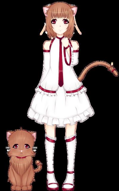 Yumiko Otone human & cat.png