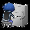 Tonyu on piano by KuroKitsuSan-0.png