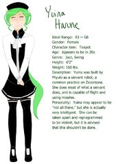 Yuina harune old