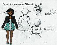Ser0 reference sheet