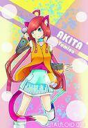 Akita chan
