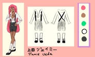 Jamie Ueda Official Reference