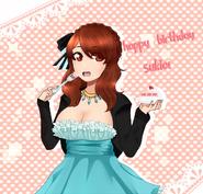 Sukio machi birthday