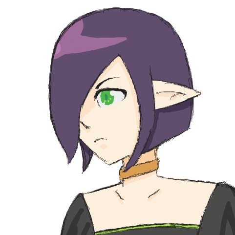 Violet Uzaine