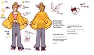 Canary-turnaround-with-cardigan orig