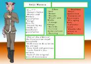 Seiji ref sheet