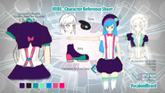 CharacterVIBESheet
