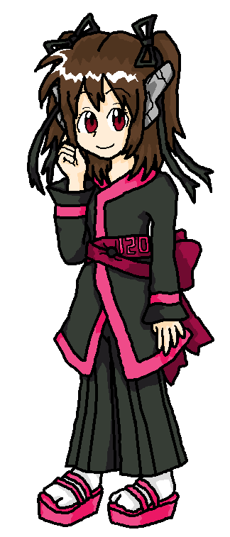 Amaterasu Kaede