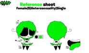 Ichiko Reference Sheet
