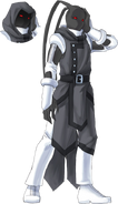 Heartly Ximune - Act 2 Design - Full Body Cloaked