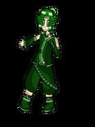 Hito Zenne GREEN Append