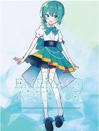 Emerald Artbook