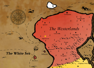 Location of Aspermont in the Westerlands.