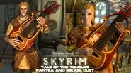 TES V- Skyrim - Tale of the Tongues - Pantea and Mikael Duet