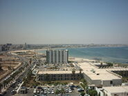 800px-City beach near the Central Business District of Tripoli