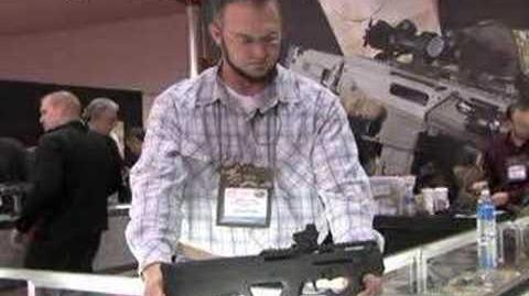 Magpul Industries SHOTSHOW 2008 Part 3
