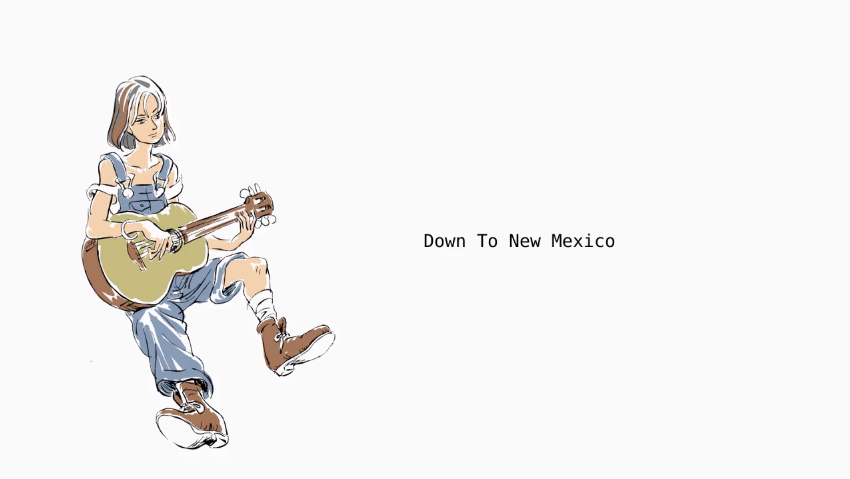 Down To New Mexico