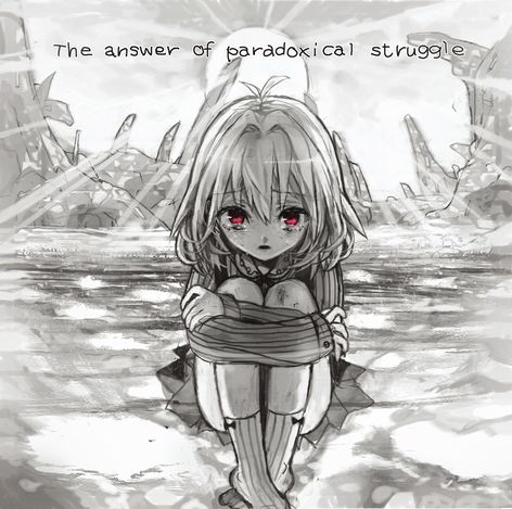 The answer of paradoxical struggle (album)