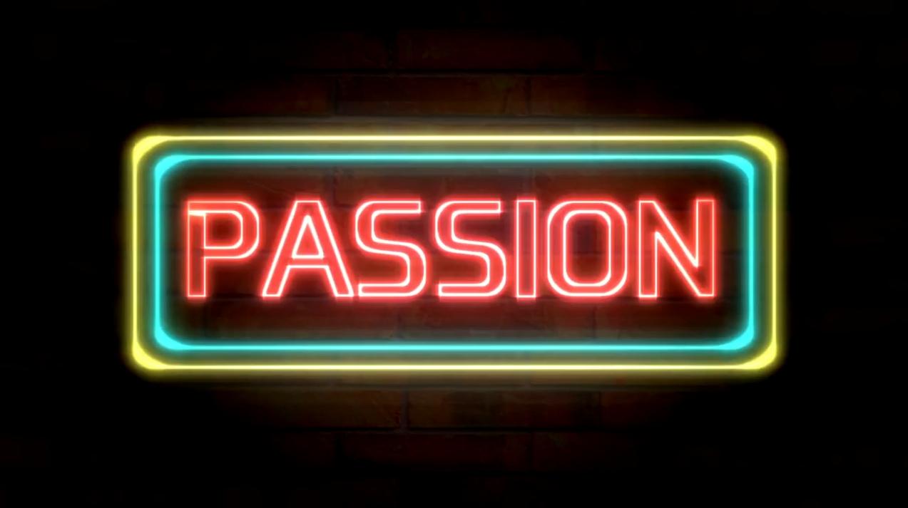 Passion/Yiru Zhang