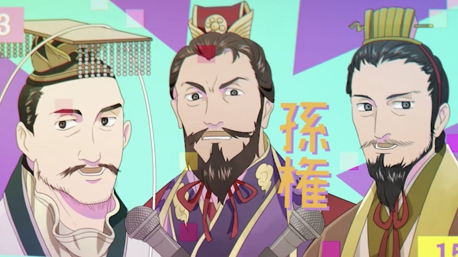 ビバハピ 世界史ver. (Viva Happy Yokaishi ver.)