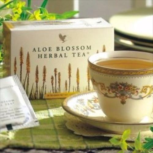 Aloe Vera is not a tea!