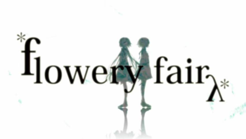 *flowery fairy*