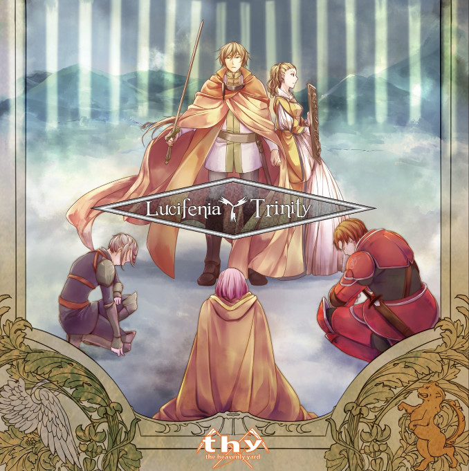 Lucifenia Trinity (album)