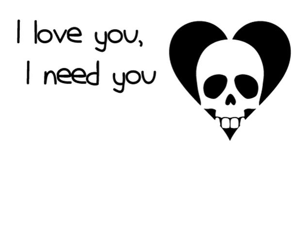 アイラビューアイニジュー (I Love You I Need You)