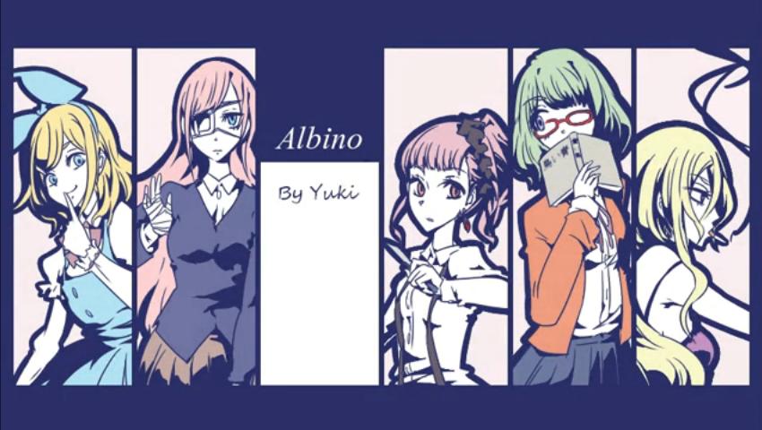 アルビノ (Albino)/Yuki