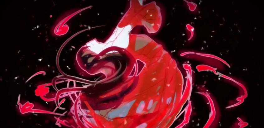 El beso de la rosa~蔷薇之吻~ (El beso de la rosa ~Qiángwēi Zhī Wěn~)
