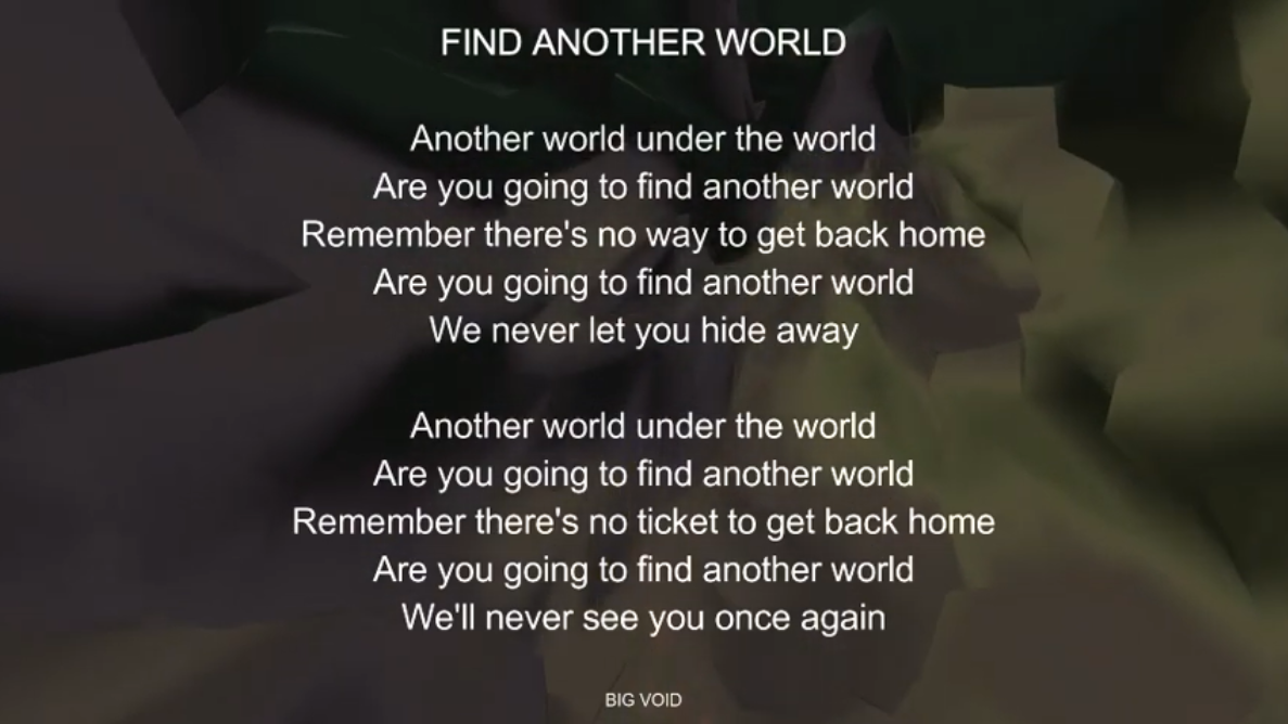 Find Another World