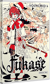 Fukase's boxart