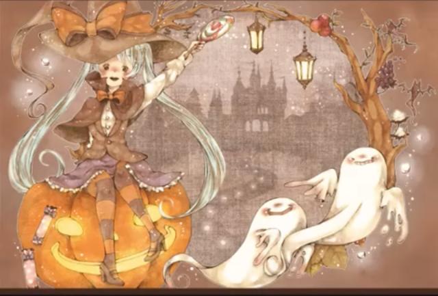 Cinderella of Halloween