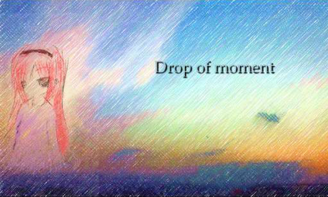 Drop of moment