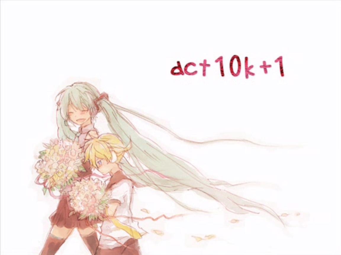 Act10k+1